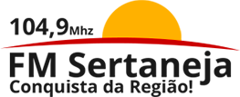 Logo FM Sertaneja 104,9