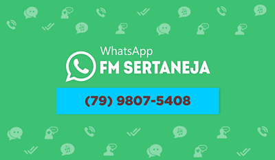 WhatsApp da FM Sertaneja